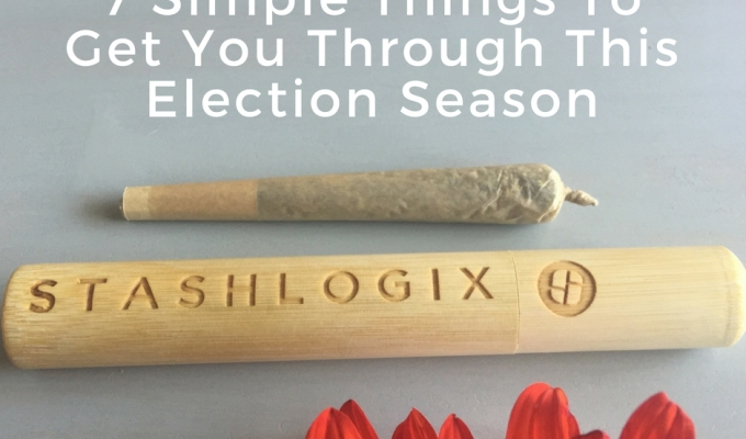 7 Simple Things To Get You Through This Election Season