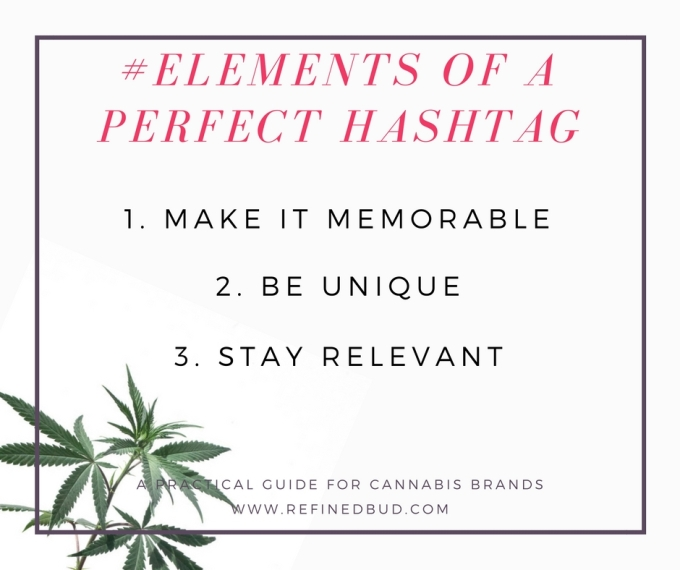 marijuana marketing, cannabis, digital marketing, cannabis industry, social media, hashtags, cannabis social media, perfect hashtag, cannabis brands