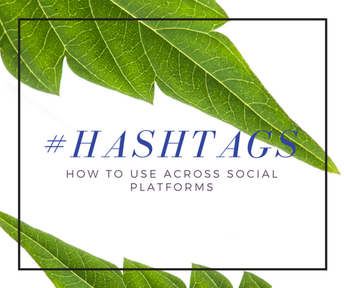 Should you use Hashtags on every social network? Findout.