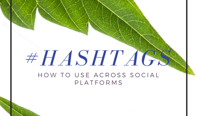 Should you use Hashtags on every social network? Find out.